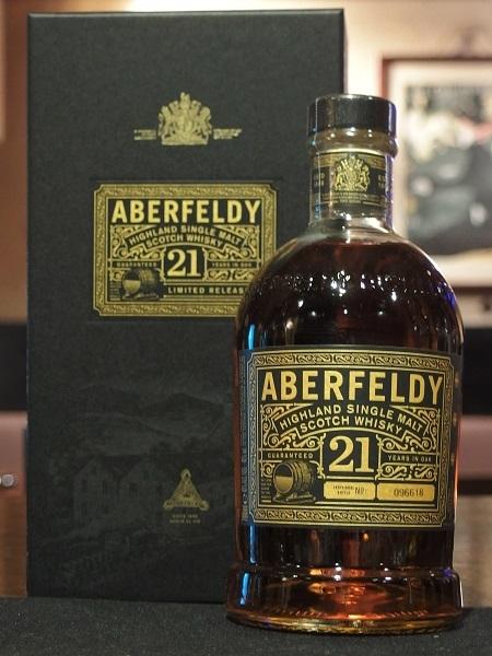 ABERFELDY 21yo_B600