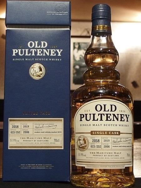 OLD PULTENEY 2006 - 2019_B600