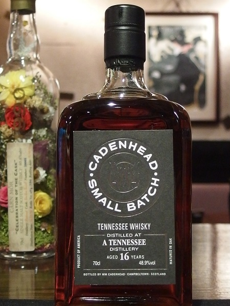 Cadenhead Small Batch A TENNESSEE 16yo_600