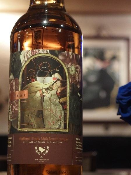 The Whiskyfind x Kimu Design TEANINICH 2008 - 1_L600