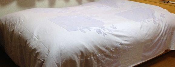 ベッドカバー1