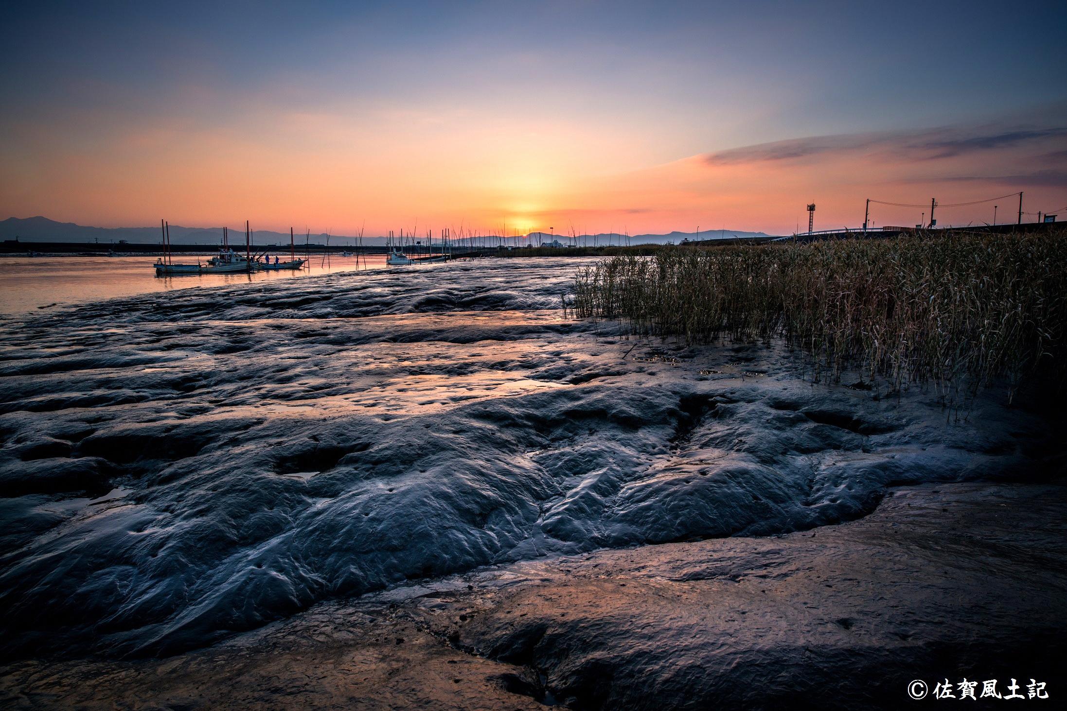 六角川河口