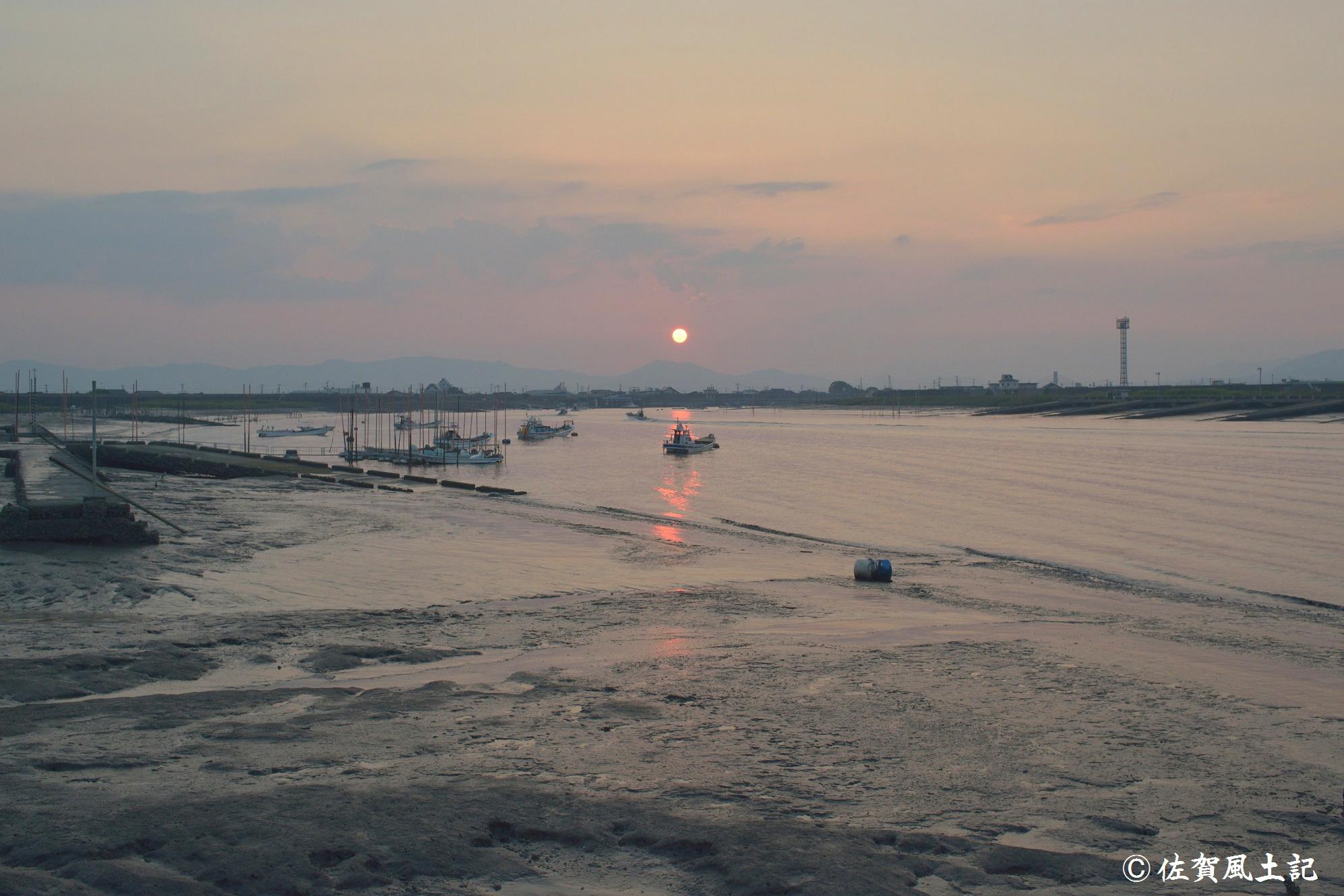六角川河口②
