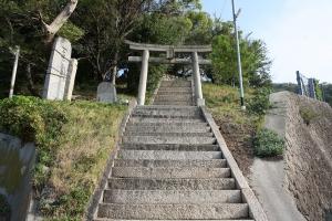 男木島豊玉姫と山幸彦5