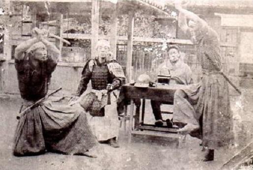 1908_柳剛流_田丸伝の演武