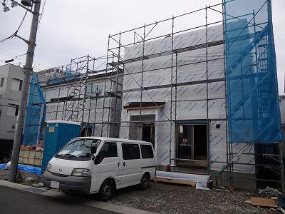 阪南市の屋上の家01