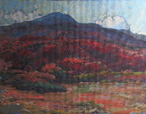 秋鳥海山14