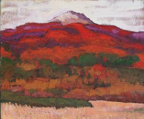 秋鳥海山4