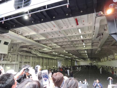 自衛隊 令和元年 フリートウィーク in 横浜 護衛艦 いずも ◆模型製作工房 聖蹟DSCN8039-5-6