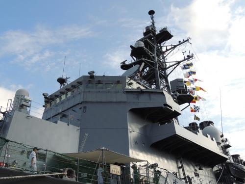 自衛隊 令和元年 フリートウィーク in 横浜 護衛艦 むらさめ ◆模型製作工房 聖蹟DSCN8241DSCN8276-5