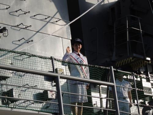 自衛隊 令和元年 フリートウィーク in 横浜 護衛艦 むらさめ ◆模型製作工房 聖蹟DSCN8241DSCN8280-5