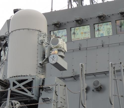 自衛隊 令和元年 フリートウィーク in 横浜 護衛艦 むらさめ ◆模型製作工房 聖蹟DSCN8241DSCN8303-2