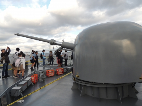 自衛隊 令和元年 フリートウィーク in 横浜 護衛艦 むらさめ ◆模型製作工房 聖蹟DSCN8241DSCN8304-5-6