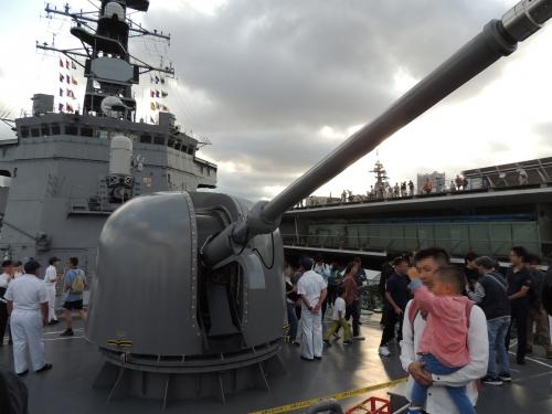 自衛隊 令和元年 フリートウィーク in 横浜 護衛艦 むらさめ ◆模型製作工房 聖蹟DSCN8241DSCN8310-5-6