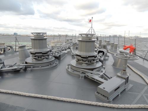 自衛隊 令和元年 フリートウィーク in 横浜 護衛艦 むらさめ ◆模型製作工房 聖蹟DSCN8241DSCN8313-5