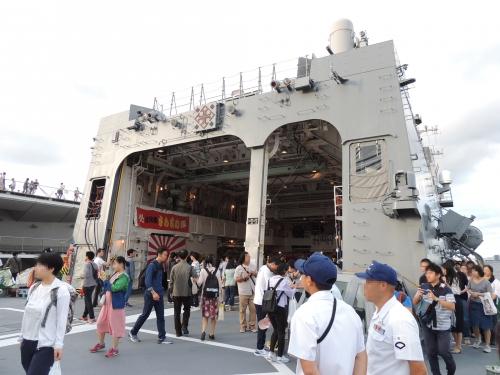 自衛隊 令和元年 フリートウィーク in 横浜 護衛艦 むらさめ ◆模型製作工房 聖蹟DSCN8241DSCN8358-5-6