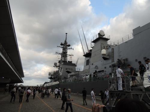 自衛隊 令和元年 フリートウィーク in 横浜 護衛艦 むらさめ ◆模型製作工房 聖蹟DSCN8241DSCN8408-5-6