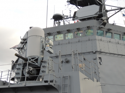 自衛隊 令和元年 フリートウィーク in 横浜 護衛艦 むらさめ ◆模型製作工房 聖蹟DSCN8241DSCN8303