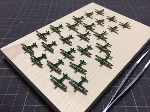 信濃 艦上機 製作IMG_6988◆模型製作工房 聖蹟