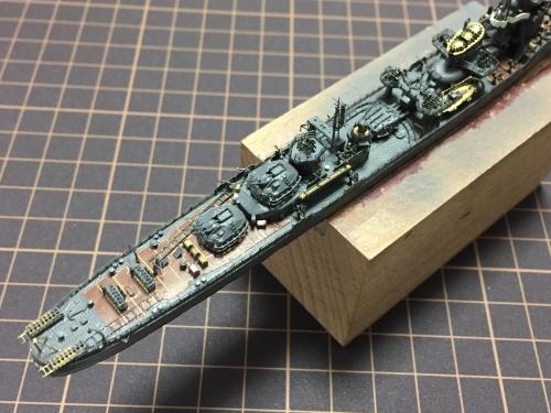 防空駆逐艦 『秋月』 製作中 IMG_8846◆模型製作工房 聖蹟