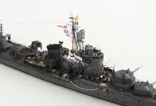 防空駆逐艦 『秋月』 DSCN5487-1-2◆模型製作工房 聖蹟