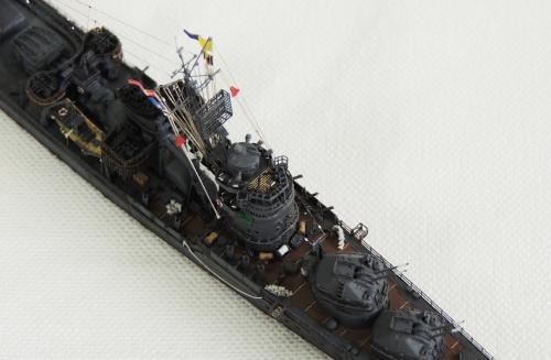 防空駆逐艦『秋月』DSCN5429-1-3◆模型製作工房 聖蹟