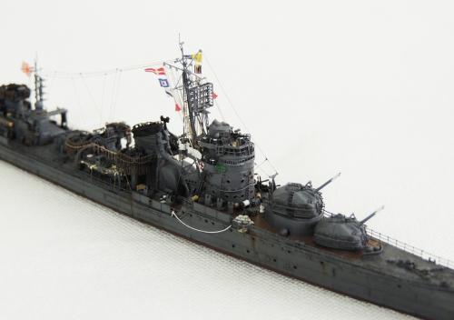 防空駆逐艦『秋月』DSCN5454-1-2◆模型製作工房 聖蹟