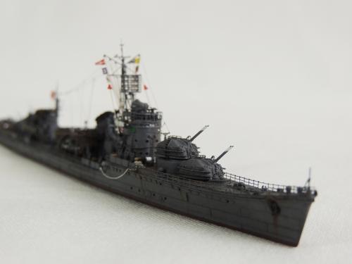 防空駆逐艦 『秋月』DSCN5426-1◆模型製作工房 聖蹟