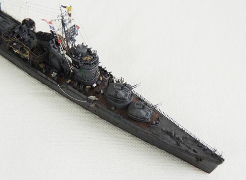 防空駆逐艦『秋月』DSCN5412-1-2◆模型製作工房 聖蹟