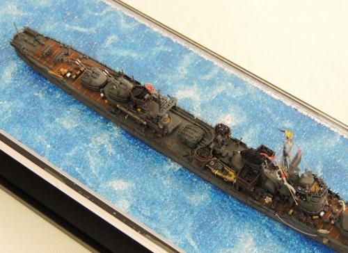 防空駆逐艦 『秋月』 DSCN5243-1-2◆模型製作工房 聖蹟