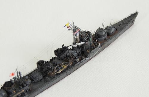 防空駆逐艦 『秋月』 DSCN5542-1-2◆模型製作工房 聖蹟