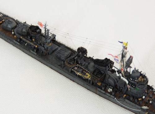 防空駆逐艦 『秋月』 DSCN6091-1-2◆模型製作工房 聖蹟