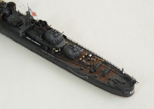 防空駆逐艦 『秋月』 DSCN5734-1-2◆模型製作工房 聖蹟