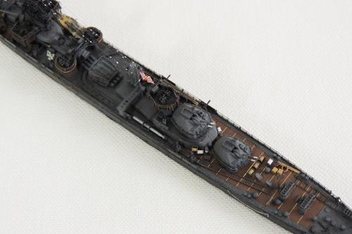 防空駆逐艦 『秋月』 DSCN5751-1-2◆模型製作工房 聖蹟