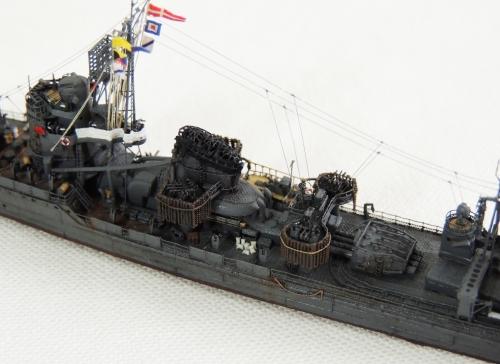 防空駆逐艦 『秋月』 DSCN5813-1-2◆模型製作工房 聖蹟