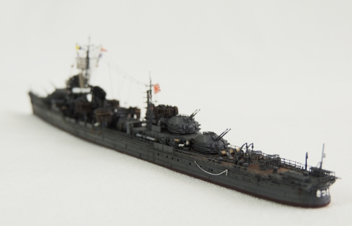 防空駆逐艦 『秋月』 DSCN5851-1-2◆模型製作工房 聖蹟