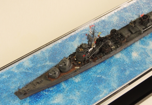 防空駆逐艦 『秋月』 DSCN5224-1-2◆模型製作工房 聖蹟