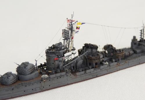防空駆逐艦 『秋月』 DSCN5927-1-2◆模型製作工房 聖蹟