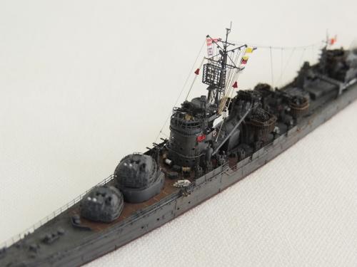 防空駆逐艦 『秋月』 DSCN5933-1◆模型製作工房 聖蹟