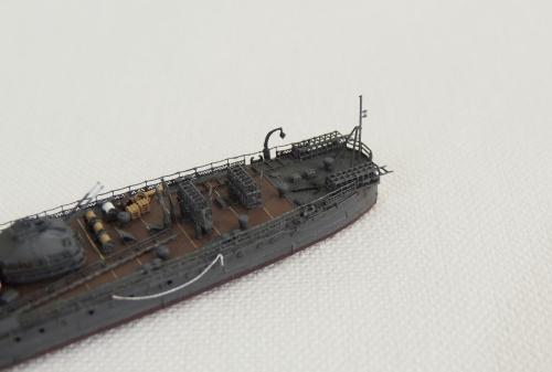 防空駆逐艦 『秋月』 DSCN5978-1-3◆模型製作工房 聖蹟
