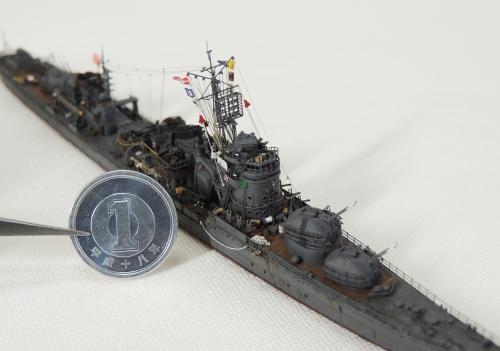 防空駆逐艦 『秋月』 DSCN6179-1-2◆模型製作工房 聖蹟