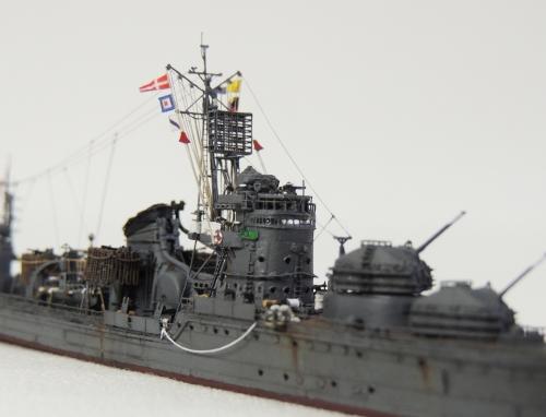 防空駆逐艦 『秋月』 DSCN6229-1-3◆模型製作工房 聖蹟