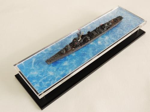 防空駆逐艦 『秋月』 DSCN5101-1◆模型製作工房 聖蹟