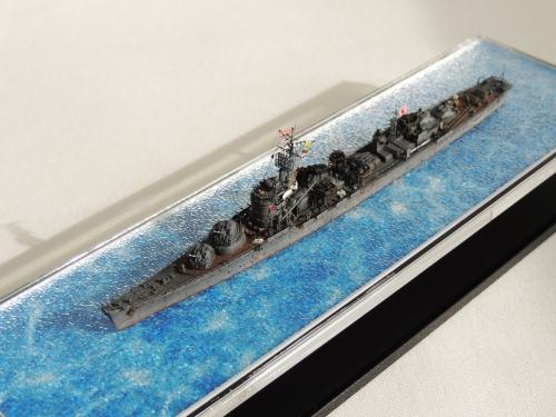 防空駆逐艦 『秋月』 DSCN5109-1◆ 模型製作工房 聖蹟