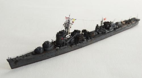 防空駆逐艦 『秋月』 DSCN5365-1-2◆模型製作工房 聖蹟
