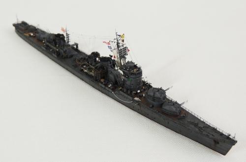 防空駆逐艦 『秋月』 DSCN6073-1-2◆模型製作工房 聖蹟