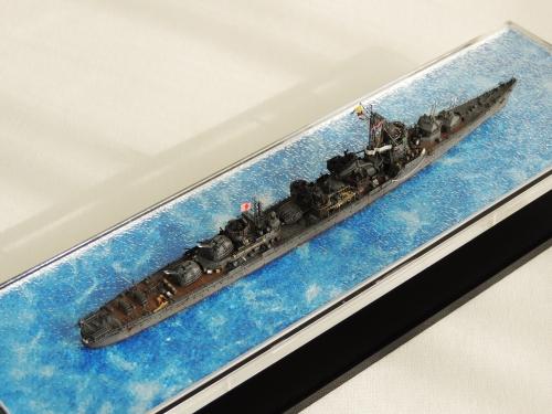 防空駆逐艦 『秋月』DSCN5169-1◆模型製作工房 聖蹟