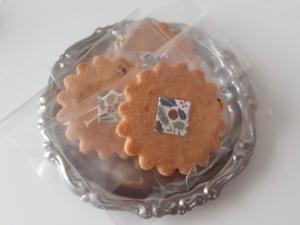 ラムカレンズクッキー(クリスマス)