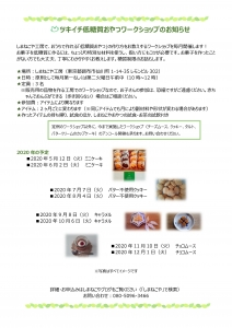 ツキイチ低糖質おやつWSお知らせチラシ202005-202012