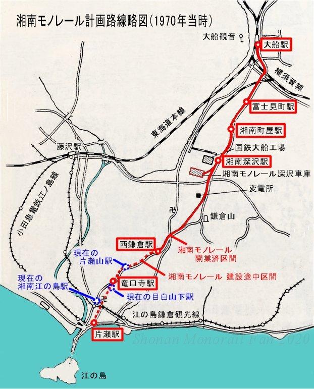 暫定開業地図